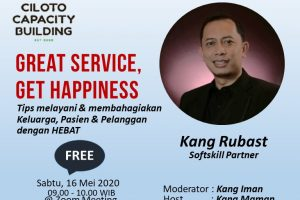 GREAT Service, GET Happiness